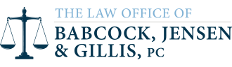 The Law Office of Babcock, Jensen & Gillis, PC logo
